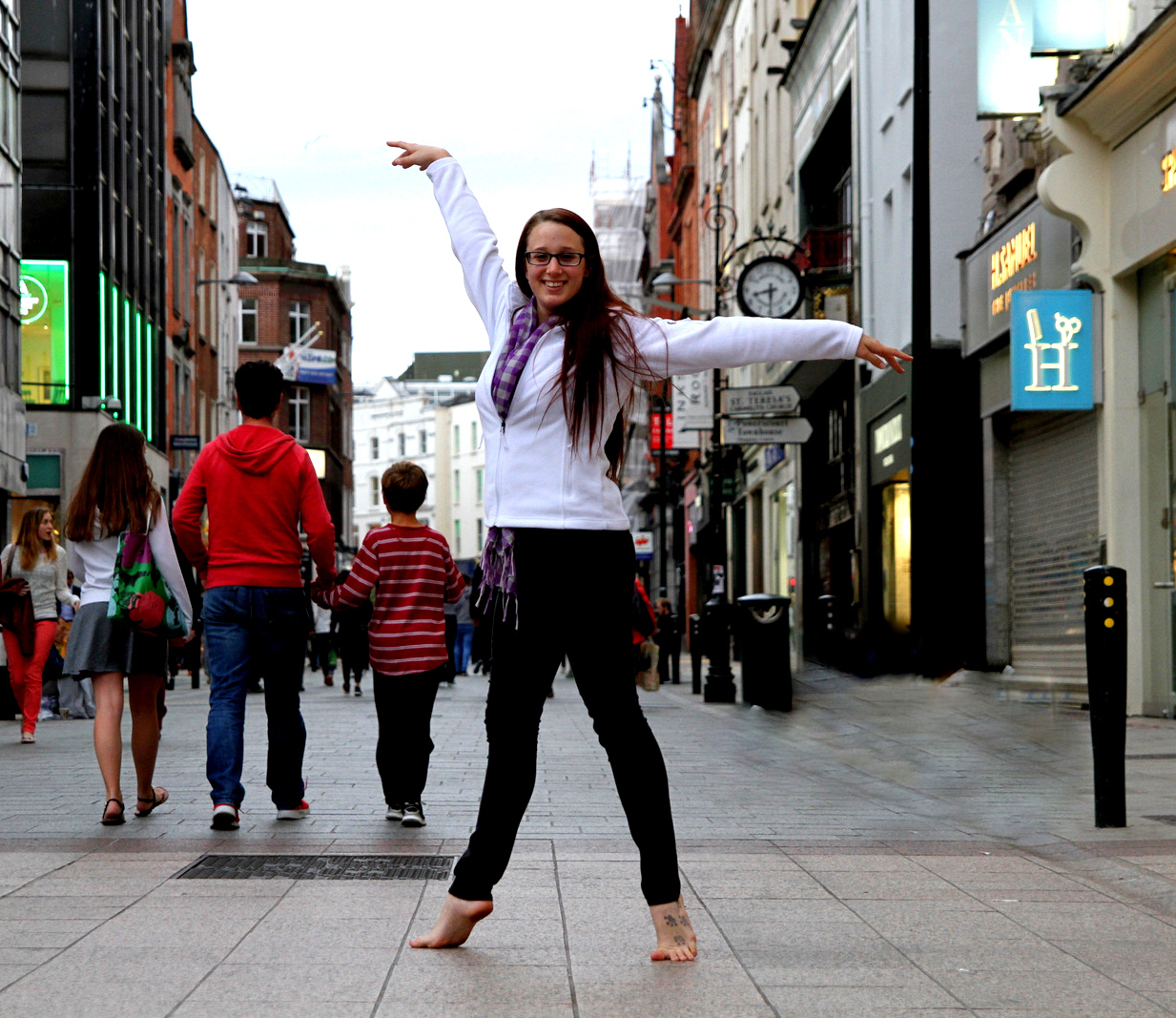 Image of Research: Leaving My Mark on Dublin!