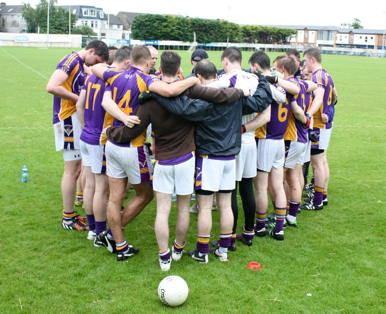 Photo Essay: Brotherhood in Gaelic Football