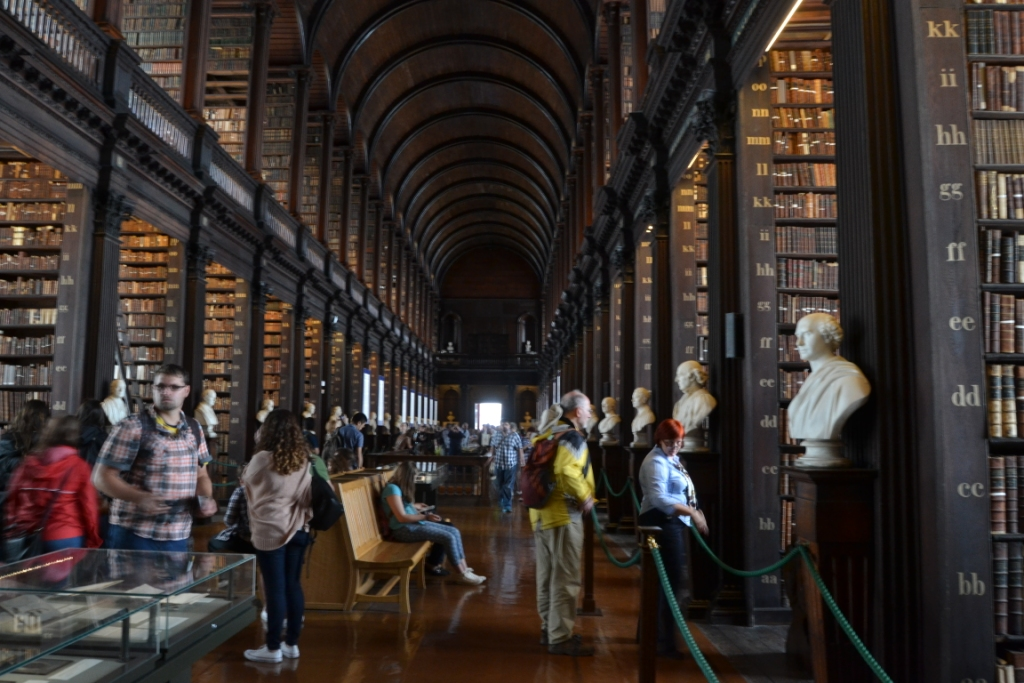 Trinity College Library, Book of Kells