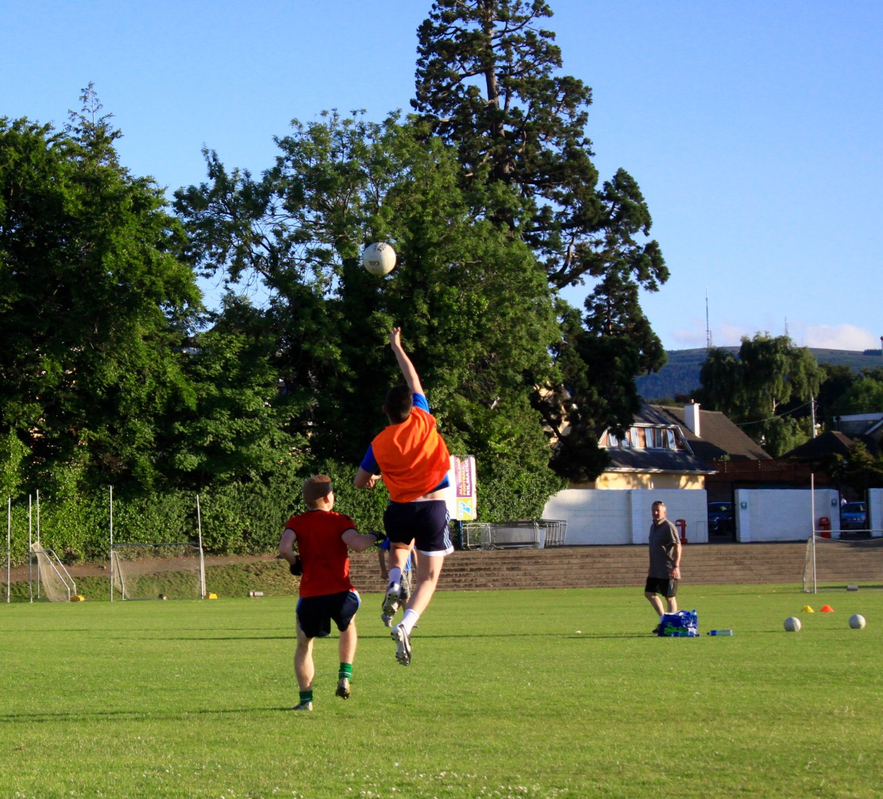 a photo essay soccer vs gaelic football study abroad  photo essay 3