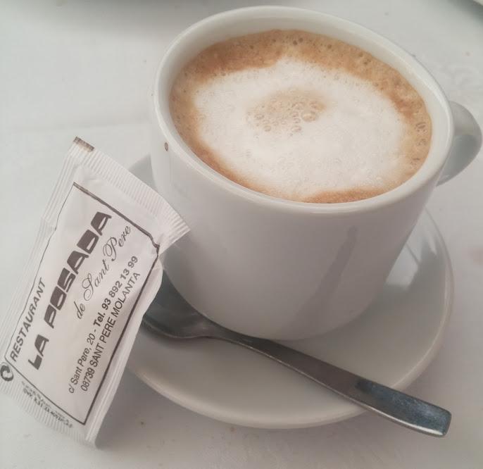 ¿Quieres café con leche?