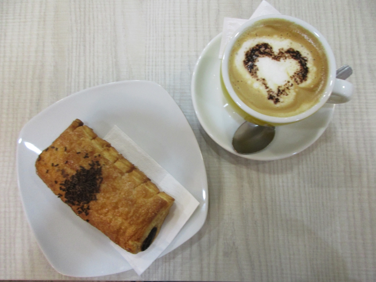 Spain Runs on Nescafé?
