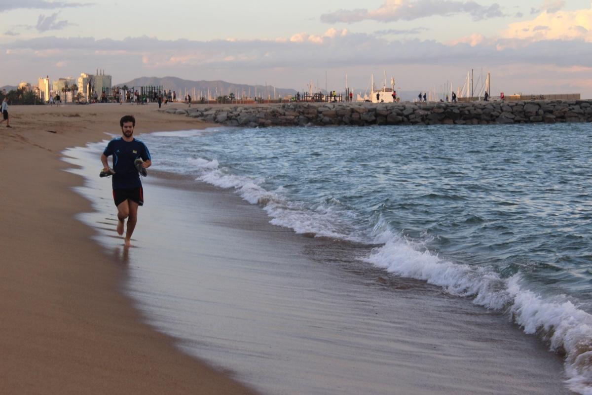 I Enjoy Long Walks on the Beach