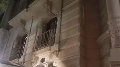 Barcelona, My Host Neighborhood