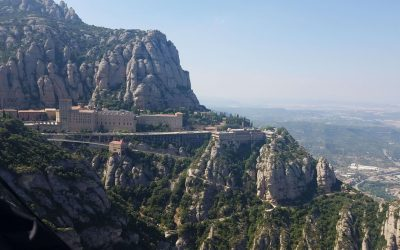 Ain't No Mountain High Enough to keep me from Montserrat!