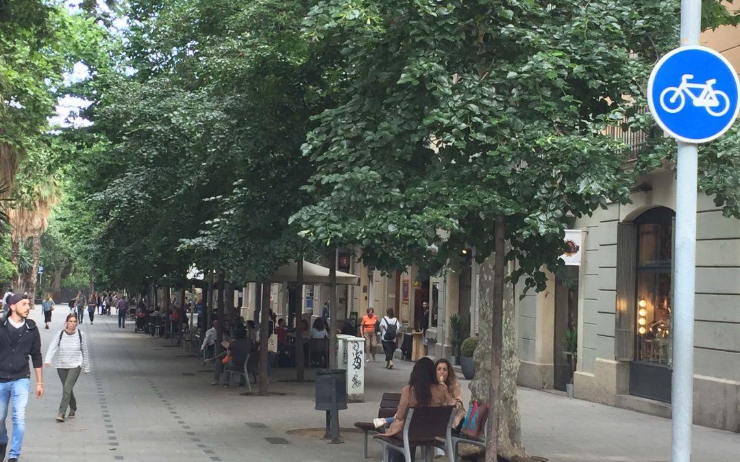 Eixample Esquerra, Mi Barrio en Barcelona