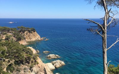 Costa Brava and the Views