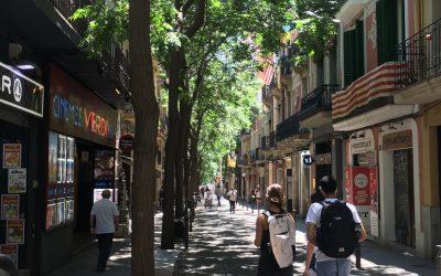 A Heartwarming Catalan Neighborhood