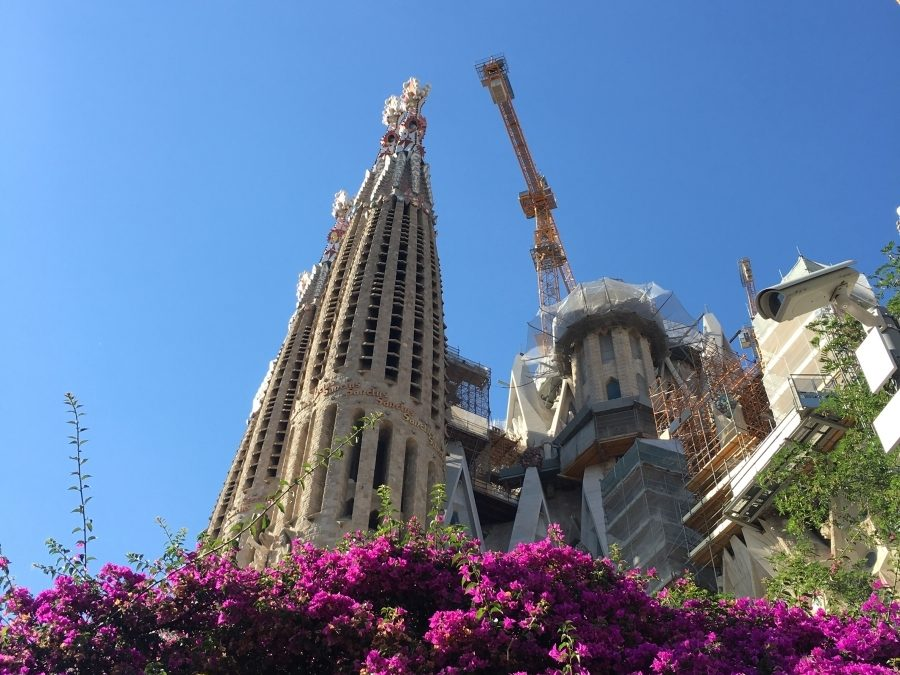 ABC: Awesome Barcelona Célfies