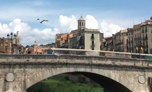 Girona's Humble Charm
