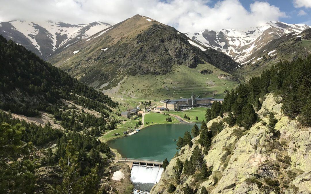 Hiking the Val de Nuria