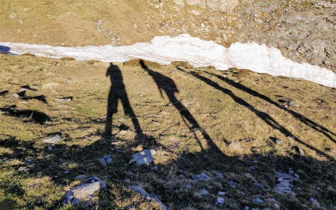 4 Friends vs. 4 Peaks